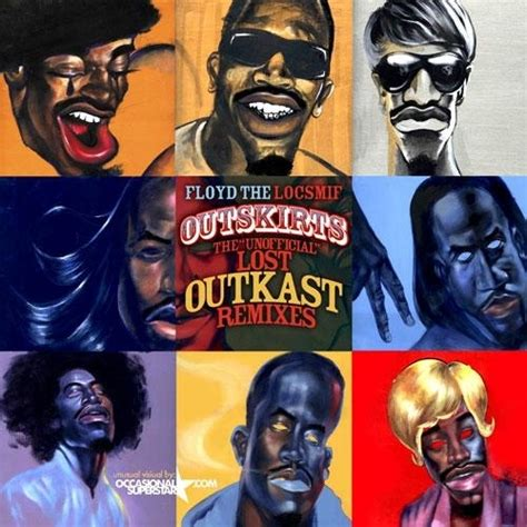 Outskirts - The Unofficial Lost Outkast Remixes Mixtape by