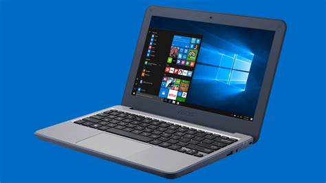 Asus's first Windows 10 S laptop is a ruggedized VivoBook